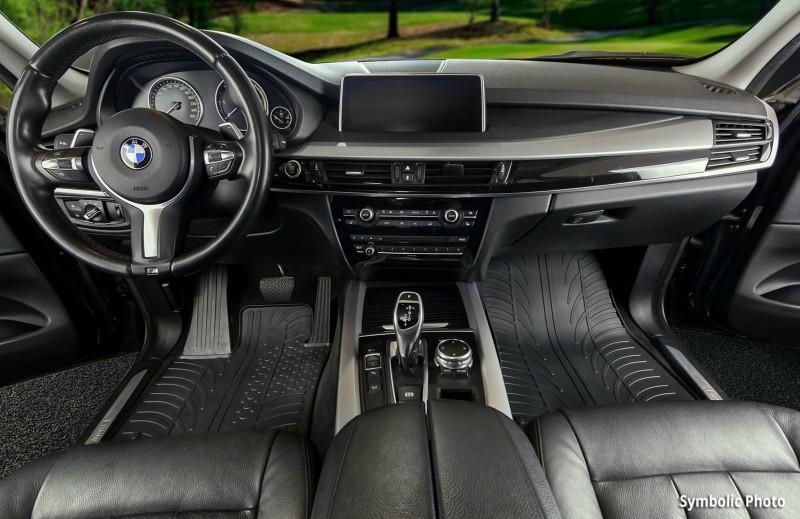 Gumi tepihi v notranjosti avtomobila