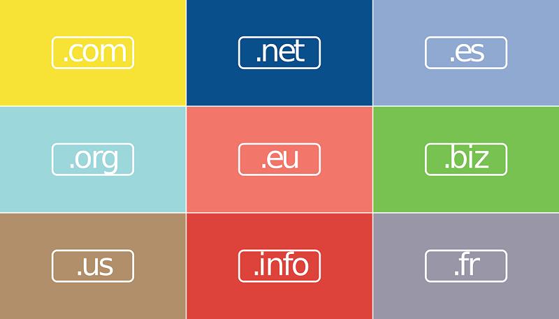 Registracija domene tipa .org, .com, .biz, ...