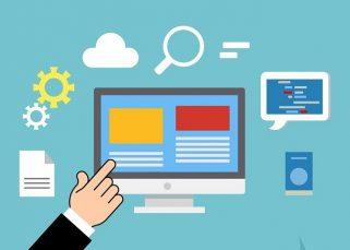 Registracija domene je pomemben del pri izdelavi spletne strani